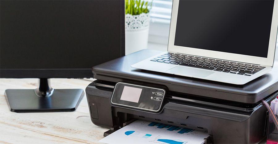 Nettoyage ordinateur de imprimante